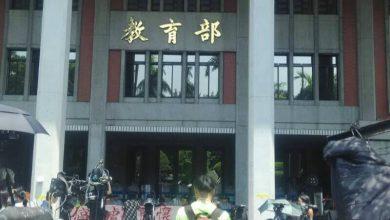 Photo of 街頭公民課結束 學生理性退場