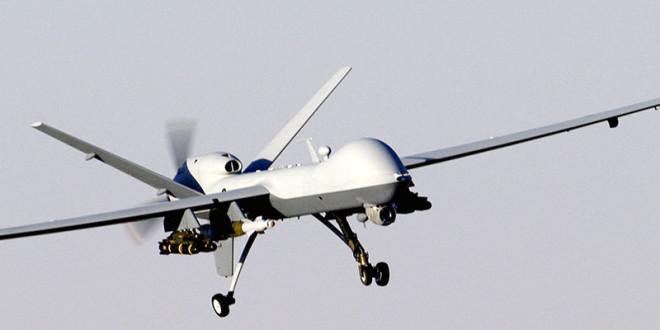 無人戰鬥機