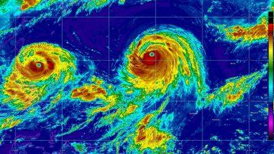 Photo of 《即時》天鵝海上颱風警報發布