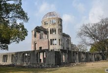 Photo of 廣島原爆70年 小學生代表呼籲停止核武