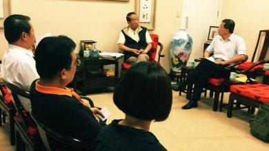 Photo of 洪首嚐營養午餐 蔡公布募款進度 宋將推低碳政策