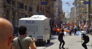Taksim Square - Gazi Park Protests, İstanbul