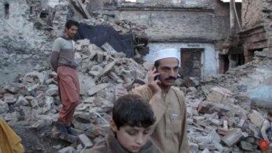 Photo of 強震襲阿富汗與巴基斯坦  逾300多人罹難