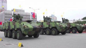 「小而精、小而強、小而巧」國防武力讓台灣軍力排名全球13名。