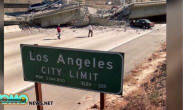 Photo of 電影《加州大地震》可能成真   LA上千萬人地震演習