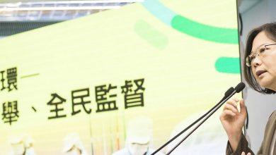 Photo of 蔡英文推食安5政策 升級台灣食品產業