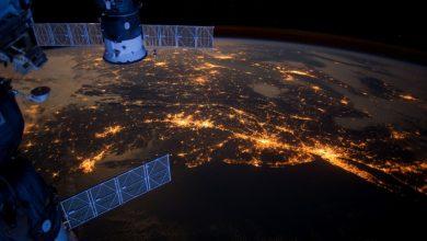 Photo of 肉眼可見!今晚6:11太空站再飛越台灣