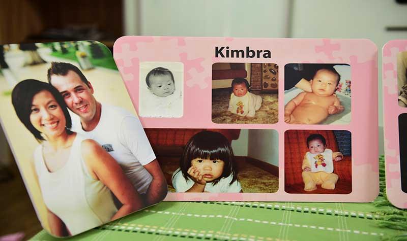 Kimbra兒時及近期照片