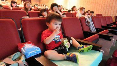 Photo of 嬰兒車電影院  孩子趴趴走沒問題