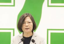 Photo of 7日馬習會 蔡英文:意圖影響選舉