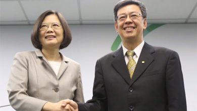 Photo of 總統電視辯論會 陳建仁:和蔡英文準備中