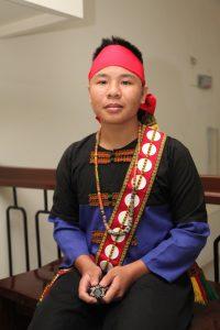 方亞心曾是中輟生,自從轉學到賓茂國中「成功班」,找到人生夢想:成為像媽媽一樣的廚師。
