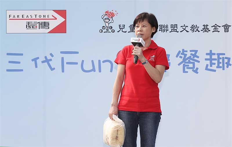 陳麗如執行長表示,出養兒在等家期間的費用,需要愛心的大眾幫忙。