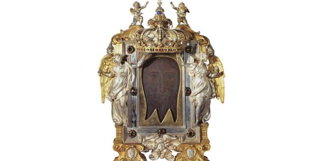 〈依地沙耶穌聖容像〉(Mandyllion of Edessa, 3-5世紀),也將於明年2月來台展出