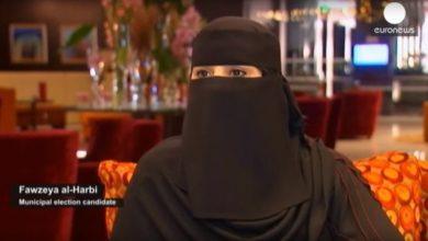 Photo of 沙國女權跨一大步  史上首度900多名女性參選