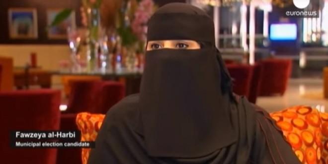 沙烏地阿拉伯女性
