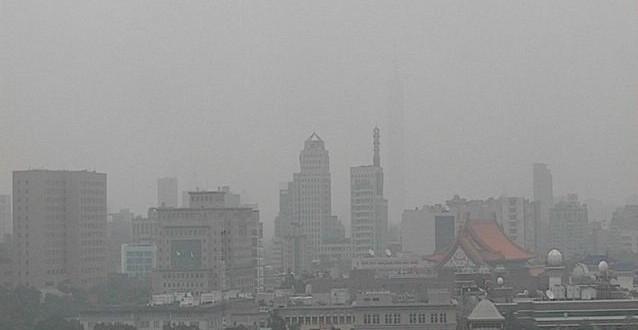 PM2.5 taipei