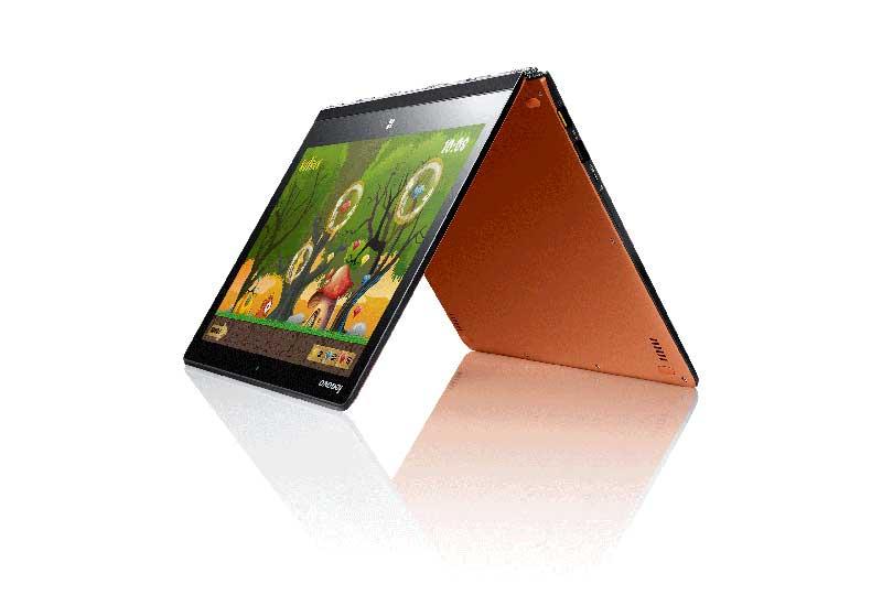 13吋輕薄筆電Yoga-3-Pro天天限量5台萬元優惠!