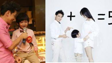 Photo of 林志穎陪產檢  雙胞胎兒子很健康