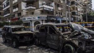爆炸地點在當地是觀光景點區,造成相當大的恐慌。