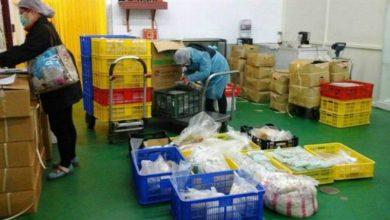 Photo of 宜蘭營養午餐供應商 逾千公斤食品過期