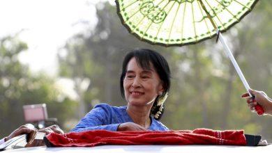 Photo of 緬甸民選國會開議 翁山蘇姬時代來臨