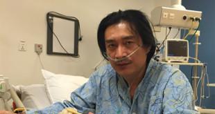 黃安因心肌梗塞緊急回台就醫,因使用健保資源引發熱議,朝野難得一致撻伐。  圖片來源:黃安微博