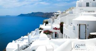 華航推出雅典直飛航線,讓民眾得以直達愛琴海藍與白的浪漫世界。〈圖片來源:翻攝Pixabay Didwo〉