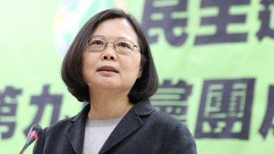 Photo of 中甘建交震撼彈 蔡英文:兩岸不需做針對性競爭