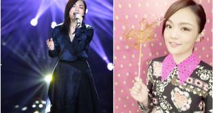 徐佳瑩在《我是歌手4》節目中,一展優異唱功。(合成照,翻攝我是歌手、徐佳瑩臉書)