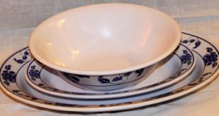 根據研究,美耐皿餐具只要裝盛40度以上高溫熱湯就會釋出三聚氰胺(圖片來源:翻攝維基百科)