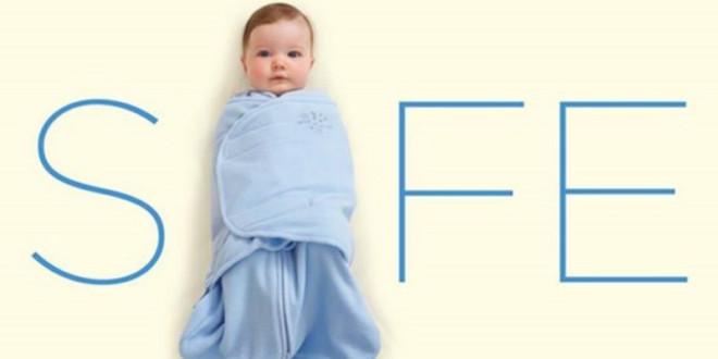 嬰兒猝死症候群死亡為嬰兒死因第6位,新手爸媽不可不慎!(圖片來源:http://www.slumber-baby.com/safe-sleep/)