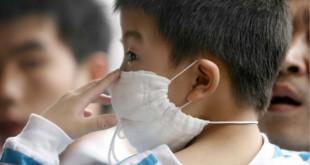 學者認為,發電廠是台灣PM2.5主要污染源之一,調降電費將促使民眾用電量提高,因此空汙將惡化,對兒童健康造成嚴重危害。(圖片來源:翻攝網路)