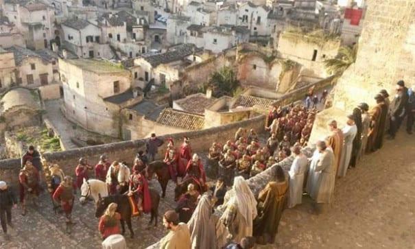 《賓漢》以羅馬帝國時代為背景。(圖片來源:翻攝網路)