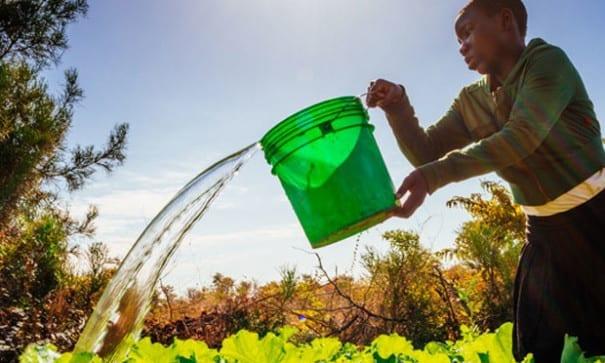 台灣世界展望會透過「資助兒童計畫」及「發展型方案」執行水資源計畫,不僅幫助孩子健康成長、順利上學,更能加強生計發展改善兒童家庭生活。(圖片來源:台灣世界展望會)