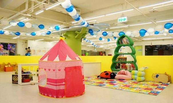 士林親子館館內設施。(圖片來源:Sylvia128部落格)