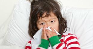 一名兩歲女童併發心肺衰竭過世,是本季B型流感最小死亡個案,圖片為流感症狀示意圖。(圖片來源:www.alltforforaldrar.se/artikel/f%C3%B6rkylningstider)