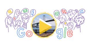 Google把搜尋引擎特別設計,並慶祝3月8日國際婦女節。(翻攝網路)