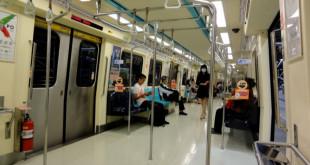 首例麻疹個案,曾搭捷運接觸上百人,3月14及15日曾搭乘松山新店線的民眾,應自主健康管理。(圖片來源:翻攝mypaper.m.pchome.com.tw/nakamaa66/post/1322571298)