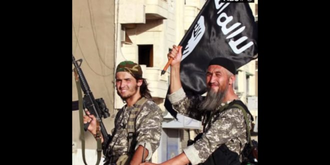 西方聯軍近日來成功使IS勢力開始消退。(翻攝網路)