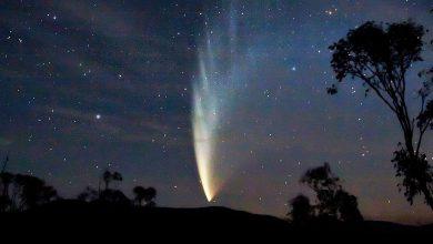 Photo of 五月天空好熱鬧 彗星、流星雨輪流劃夜空