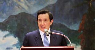 肯亞案台人遭中方強制遣返回中國,總統馬英九表達強烈抗議。  圖片來源:總統府