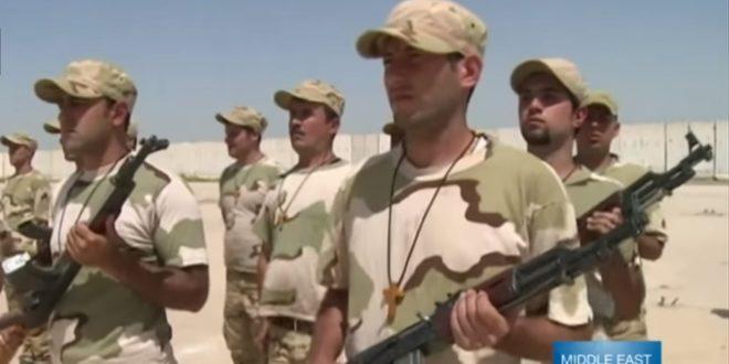 巴比倫旅是伊拉克史上,第一支以基督徒力量組成的軍事組織。(翻攝網路)