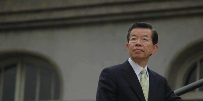 謝長廷證實將接任台灣駐日本代表。(圖片來源/謝長廷臉書)
