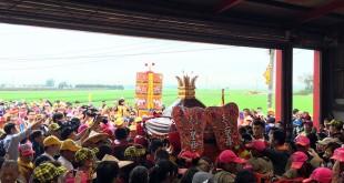 大甲媽祖遶境活動,預計將吸引超過數十萬信眾參與。(圖片來源/大甲鎮瀾宮 )
