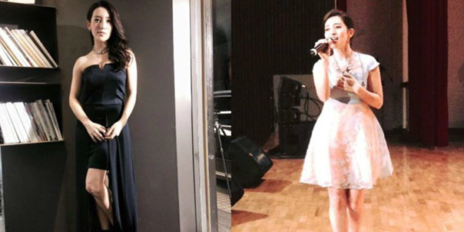 Lara梁心頤5月8日將在Legacy舉辦讚聲個人演唱會。(合成圖,圖片來源:Lara臉書)