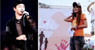 藝人罹患憂鬱症時有所聞,張國榮(左)、「星星」胡曉菁(右)皆曾深受此病所苦。(合成照,圖片來源:網路)