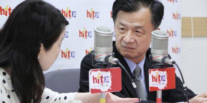 邱太三也直指,肯亞案將會加深台灣人民對中國法制的質疑。(圖片來源/台北之音提供)