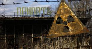 1986年4月26日凌晨1時,位於烏克蘭的核電廠4號反應堆發生爆炸 。(圖片來源/wiki)