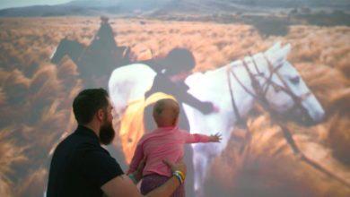 Photo of 科技好人性 虛擬實境帶癌童環遊世界